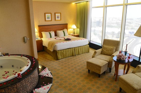 Gulf Hotel: Panorama suite