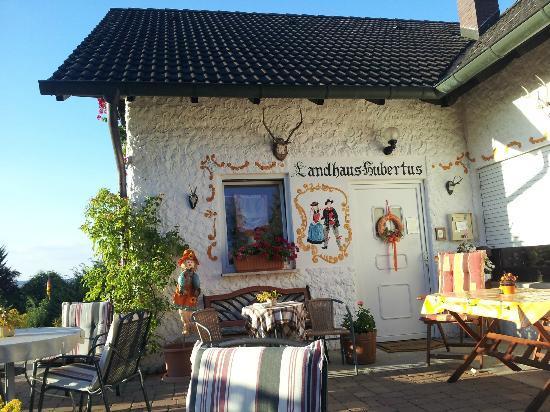 Landhaus Hubertus: Einfach nur Wohlfühlen.....