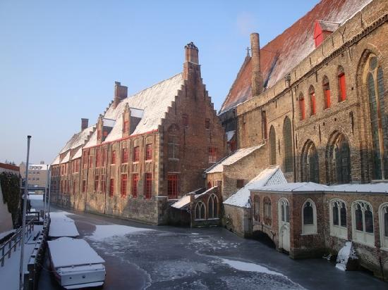 Old St John S Hospital Aka Memling Museum Picture Of