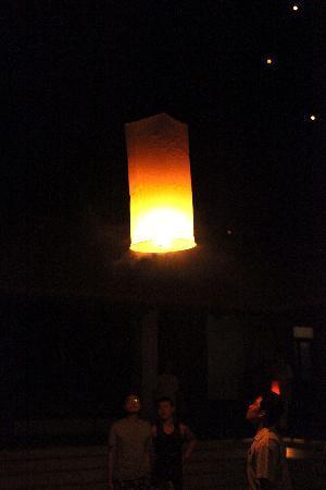 Le Meridien Koh Samui Resort & Spa : Celebration of the Day Lantern Ceremony