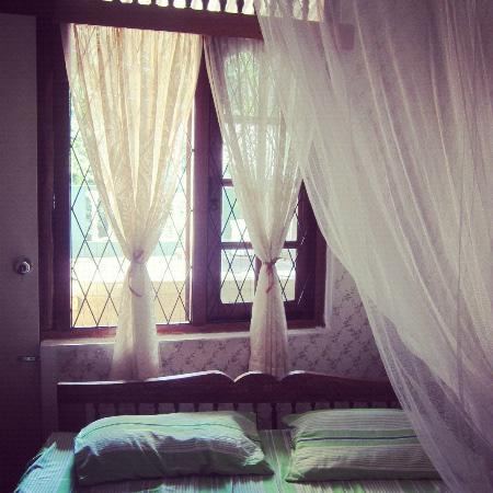 Green Villa Kandy: Our quiet room