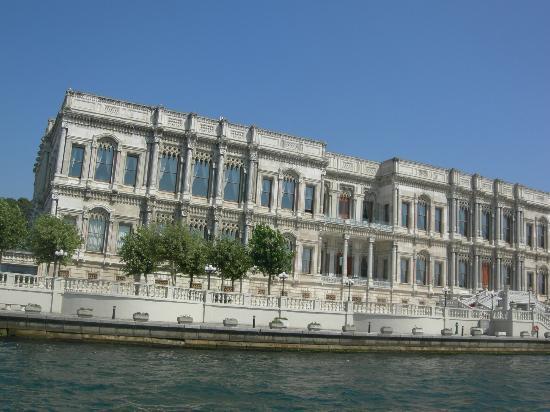 Bosphorus Cruise Day Trips: Ciragan Palace