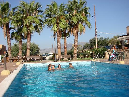 Baglio Carta: piscina