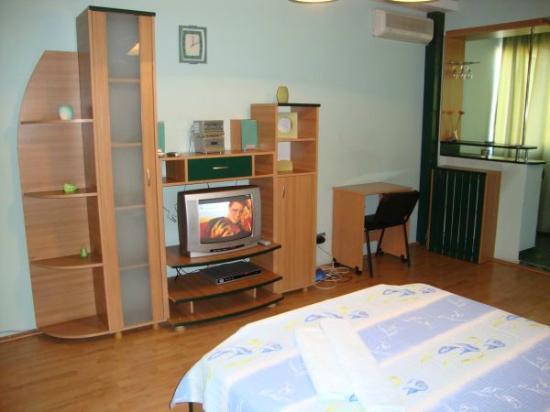 Cristal Accommodation: Room