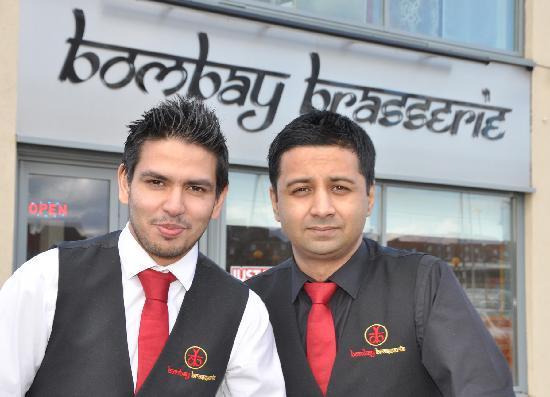 Bombay Brasserie: Saj and Nas