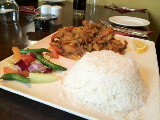 Bombay Brasserie: Chittagong King Prawn