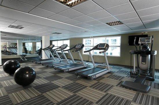 DoubleTree By Hilton Panama City: Gym