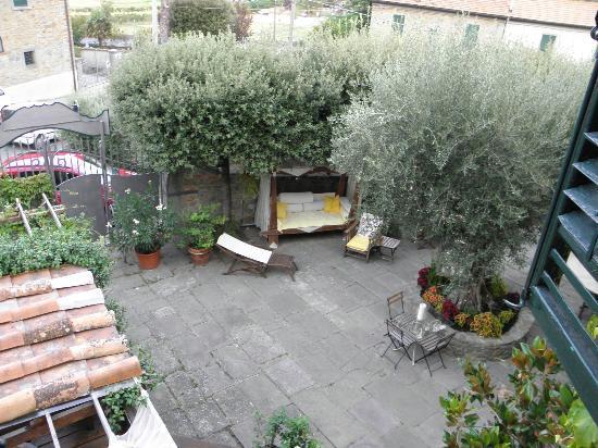 Il Sole del Sodo : Courtyard