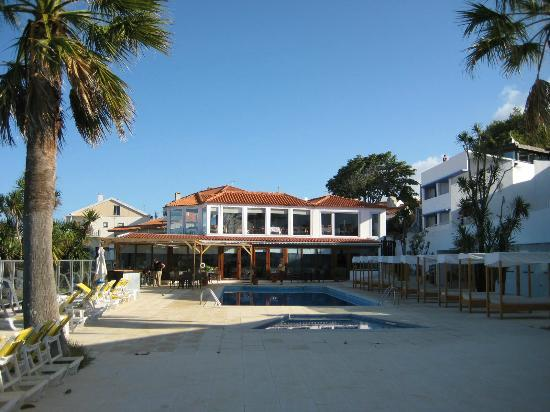 Miramar Hotel & SPA: Restaurant and Pool
