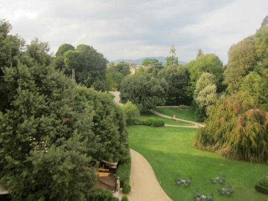 Four Seasons Hotel Firenze: The View