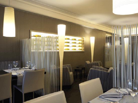 Hotel Fontana Twann  Fischrestaurant und Brasserie : Restaurant