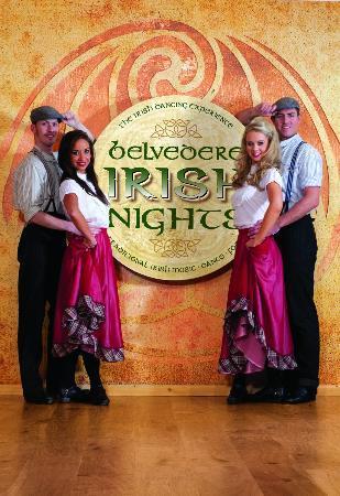 Belvedere Irish Night: From Jigs to Reels