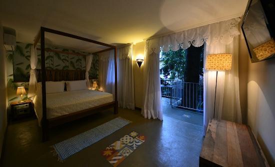 Quinta Azul Boutique Pousada: suite maravilhosa!!