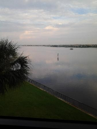 DoubleTree Suites by Hilton Tampa Bay: View from our room 303