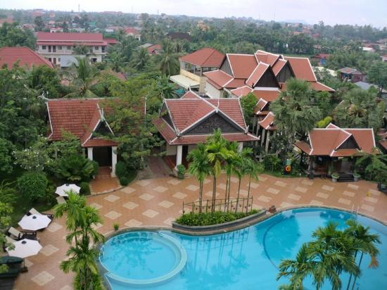 Borei Angkor Resort & Spa: amazing hotel
