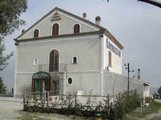 Restaurant Villa Continelli: Villa Continelli c.da Monte Casacalenda