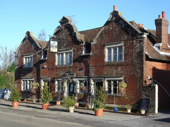 Fordingbridge, UK: The Bat and Ball, Breamore