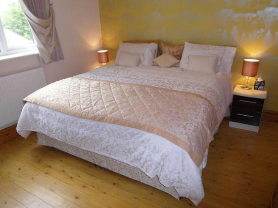 Hope's Edge Bed and Breakfast: The Gold Room