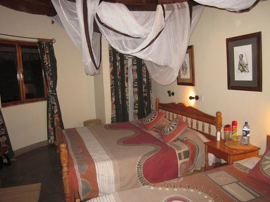 ‪‪Tarangire Safari Lodge‬: Room interior