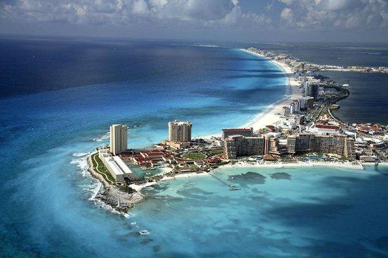 Las Perlas Condos: Cancun wonderful vacation site