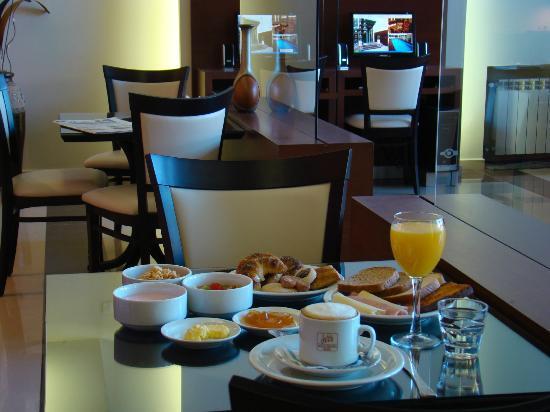 Hotel Jesus Maria : Desayuno buffet