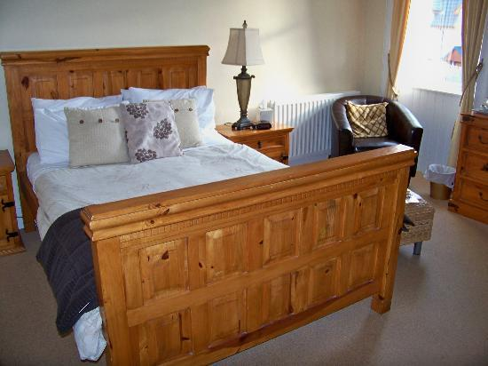Buccleuch Guest House: Our bedroom