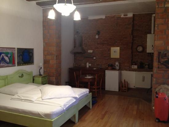 Casa Rozelor - boutique hotel: My Studio. Number 7