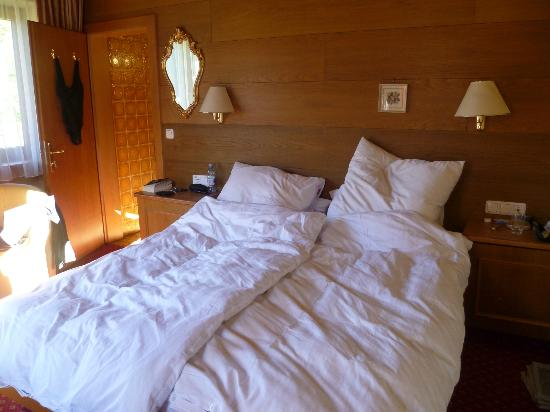 Hotel Pension Strolz: Bedroom