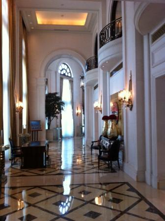 The Leela Palace New Delhi: ground floor