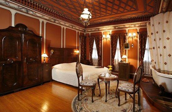 Hebros Hotel: Room 9