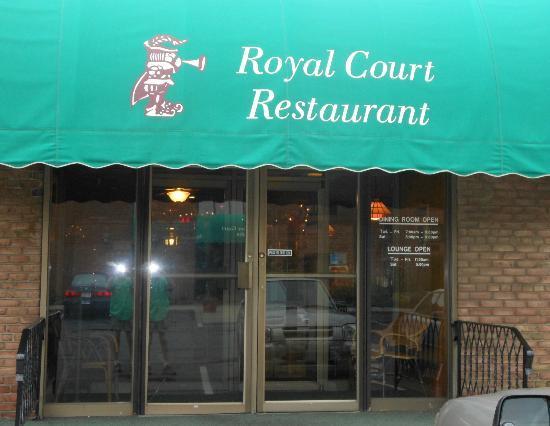 Royal Court Restaurant: Store Front