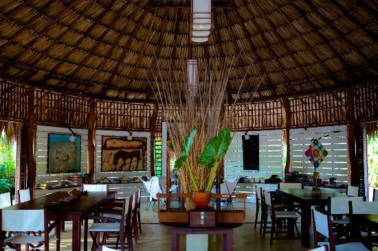Merecumbe Hotel: Dinning Room