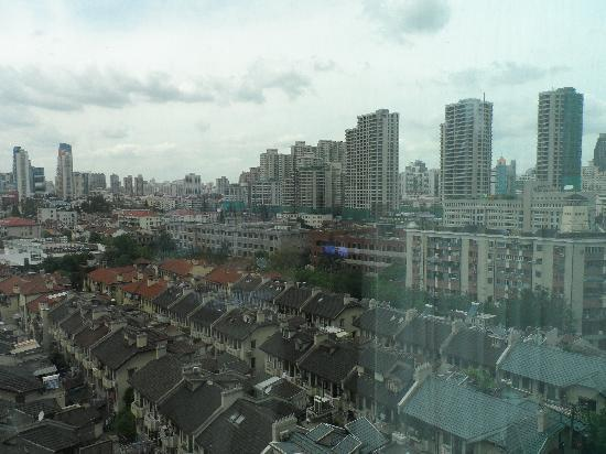 World Union Service Apartment Mosike: Vue de Shanghai