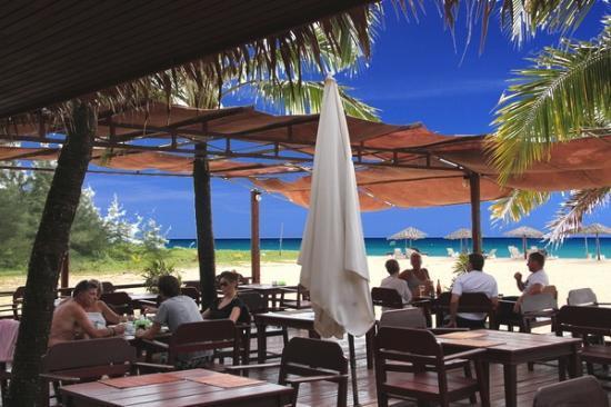 The Kib Resort & Spa: Beach Bar