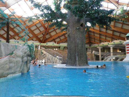 Hotel Toplice TERME CATEZ: Riviera termale Interna prima cupola