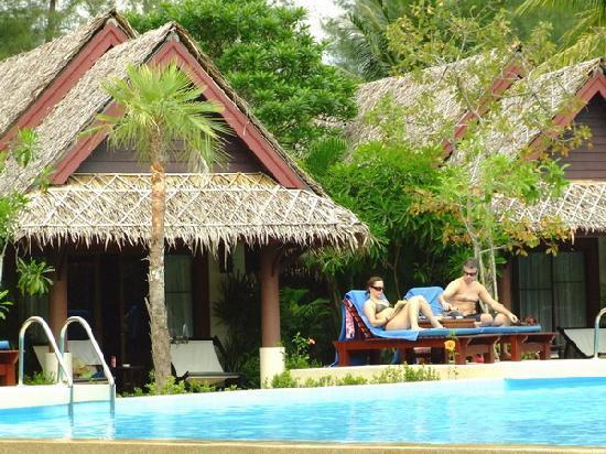 The Kib Resort & Spa: Pool