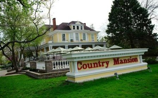 The Country Mansion