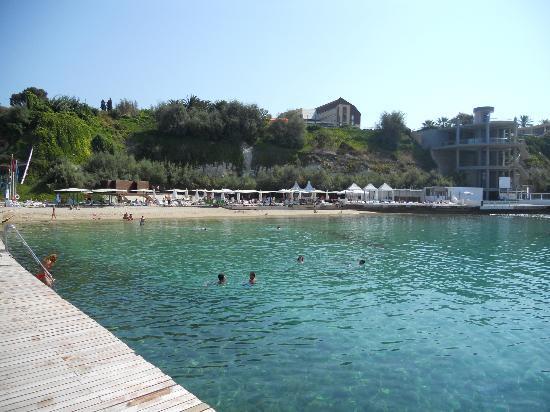 Grand Hotel Ontur: Beach area 2