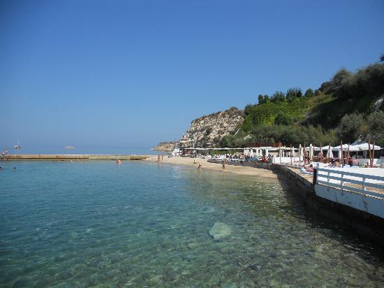 Grand Hotel Ontur: Beach area 1