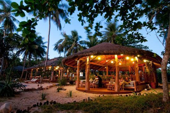 Koh Jum Beach Villas Restaurant