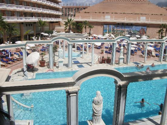Cleopatra Palace Hotel: pool