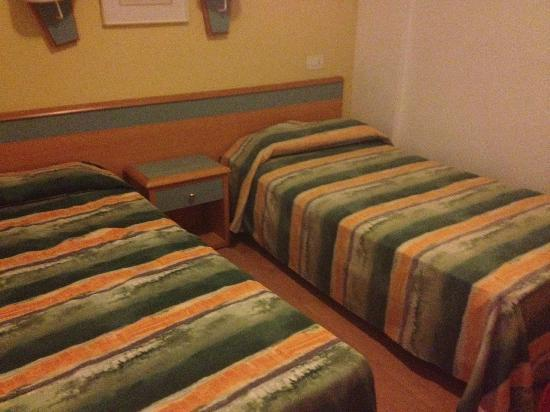 Hotel Green Field: Bedroom