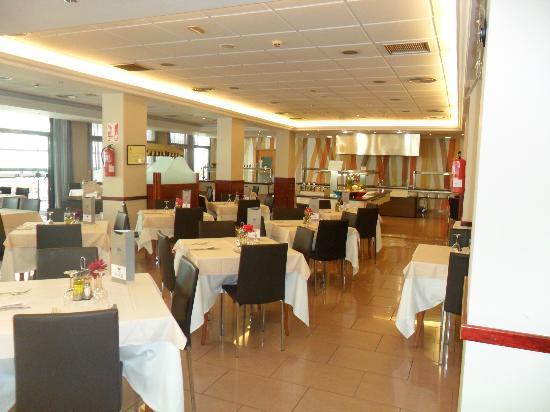 Hotel RH Corona del Mar : DINING ROOM