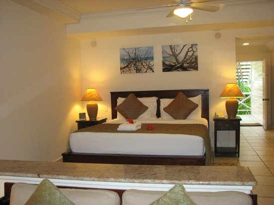 Galley Bay Resort: Premium Suite