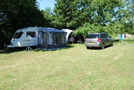 Camping Grande Vigne : idyllic retreat