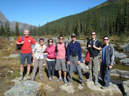 Great Divide Nature Interpretation: Group shot!