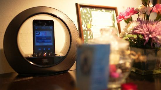 Yaiya Hua Hin: iphone speaker 