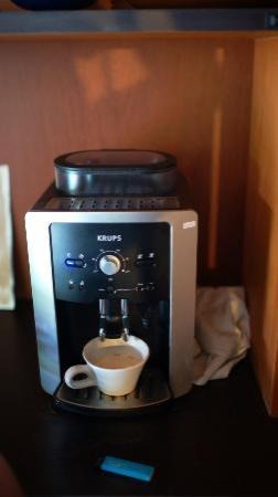 Yaiya Hua Hin: coffee maker