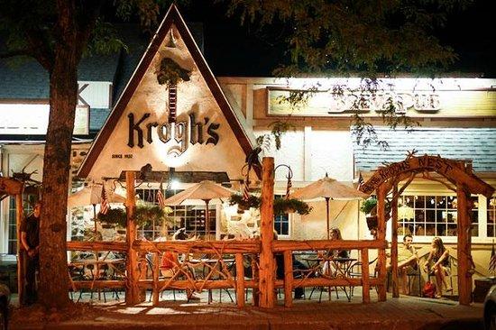 Krogh S Restaurant Sparta Menu Prices Reviews Tripadvisor