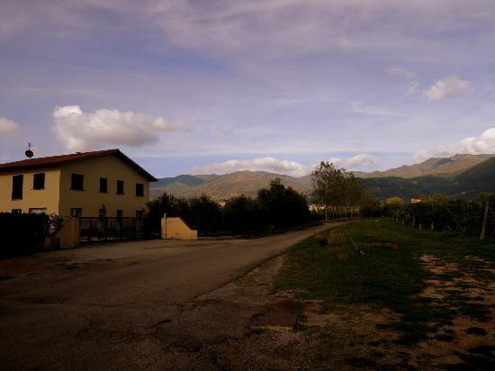 Villa Il Crocicchio: A Bit of Heaven